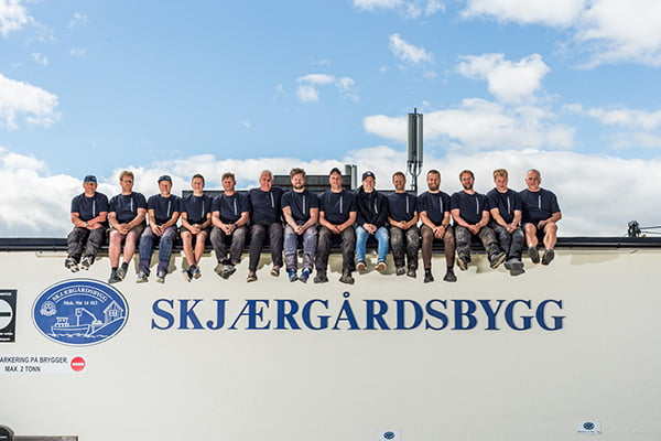 Team Skjærgårdsbygg AS